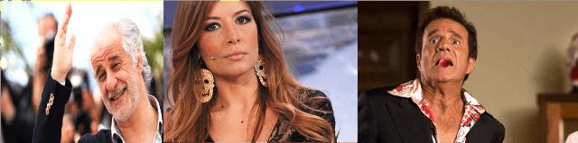 Selvaggia Lucarelli contro Christian De Sica e Toni Servillo: 'Come se Moccia difendesse Eco'