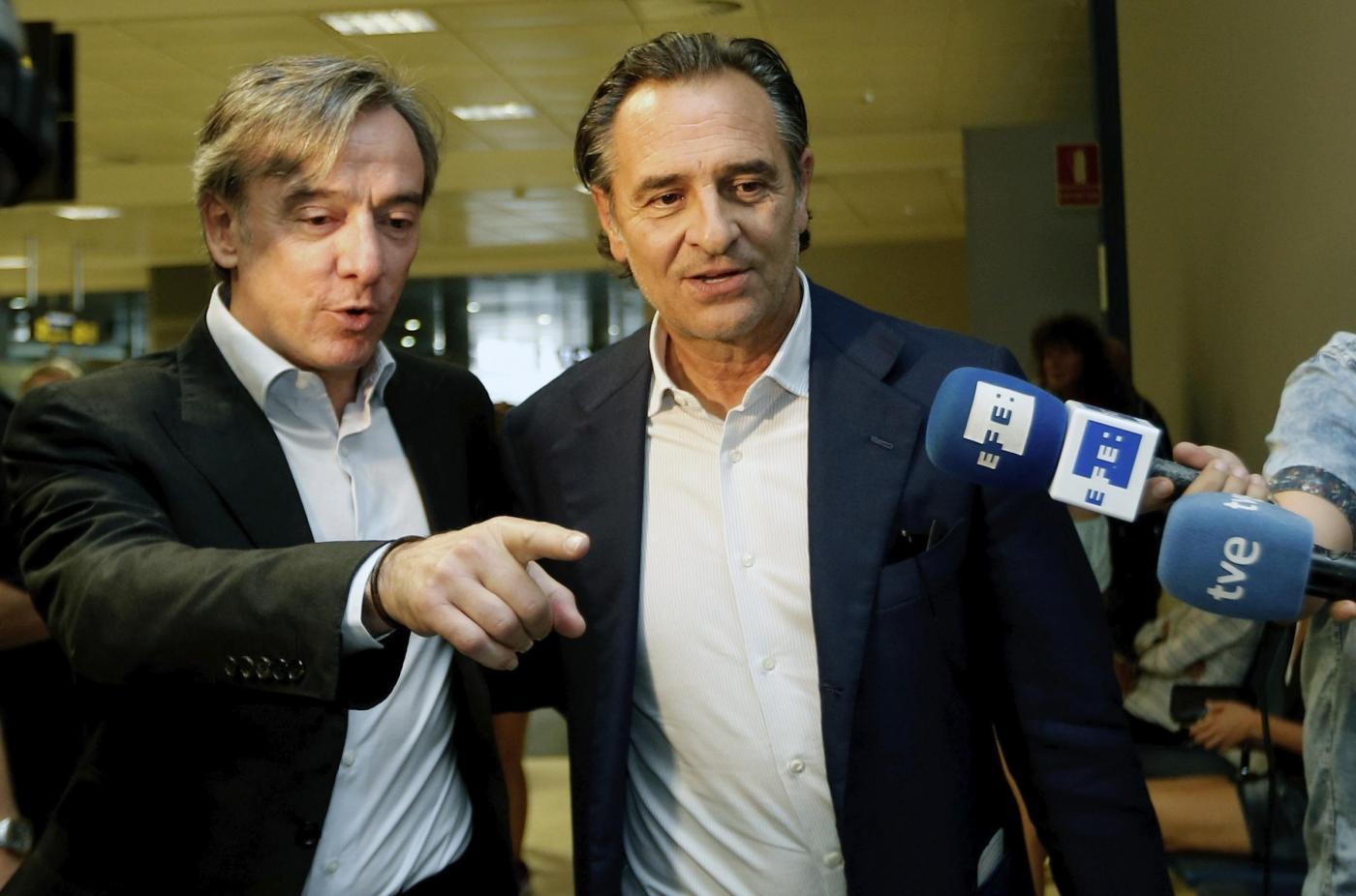 """Cesare Prandelli al Valencia: """"Ambiente straordinario"""""""