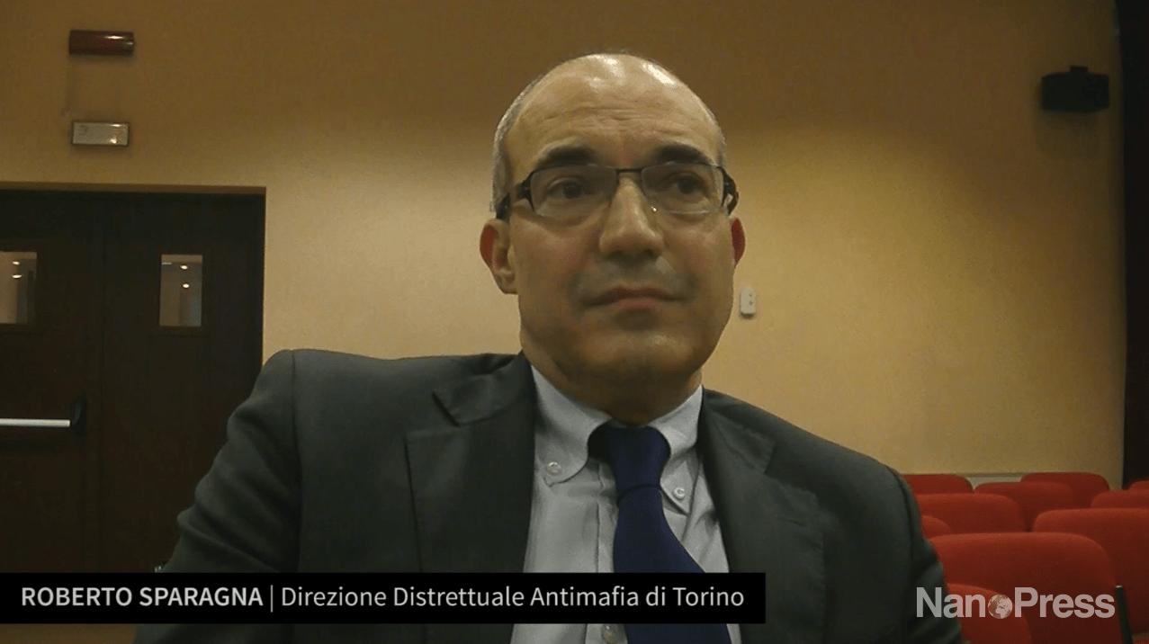 'Ndrangheta a Torino: intervista a Roberto Sparagna