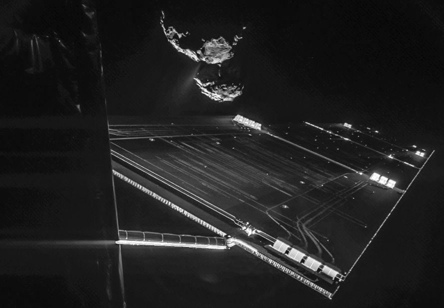 Spazio, la sonda Rosetta pronta ad atterrare sulla cometa