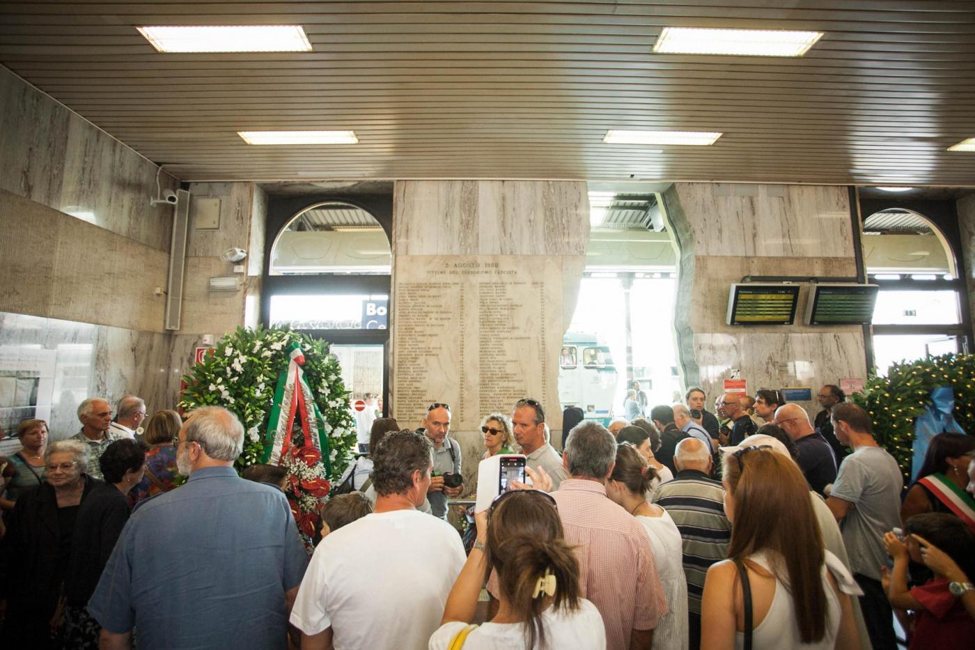 Bologna ricorda la strage