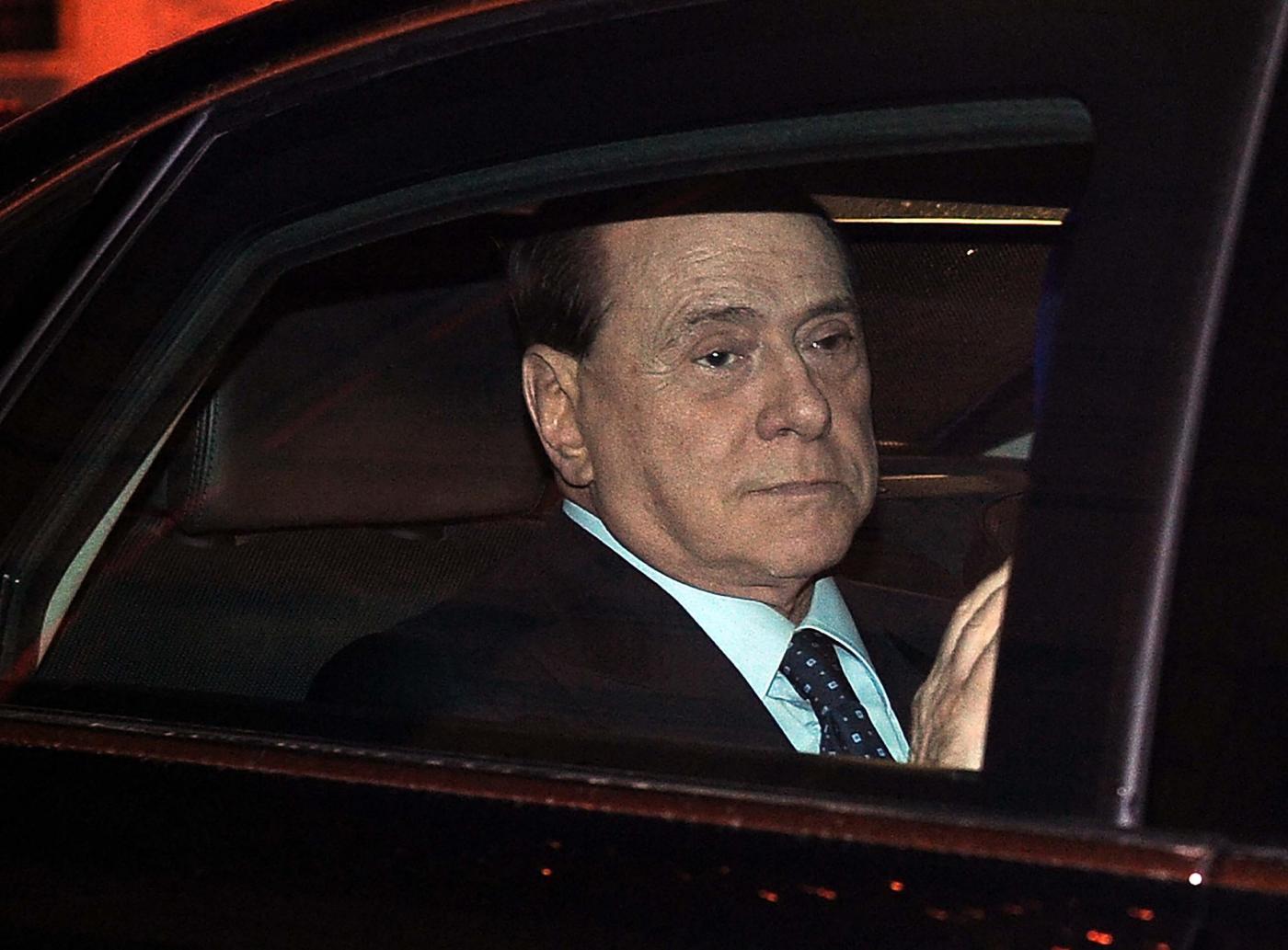 Silvio Silvio Berlusconi