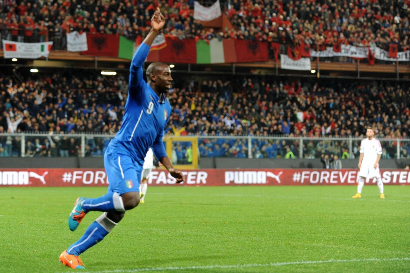 Stefano Okaka Italia Albania 150x150