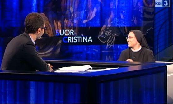 Suor Cristina al Festival di Sanremo 2015? La religiosa a Che tempo che fa: 'Non lo escludo'