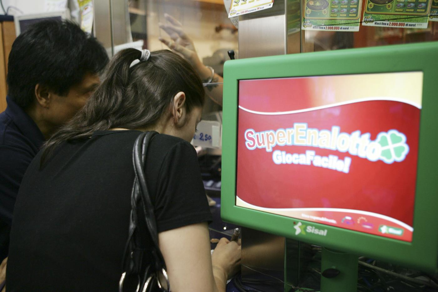 Superenalotto vincente a Sassuolo: il 6 è da oltre 40 milioni