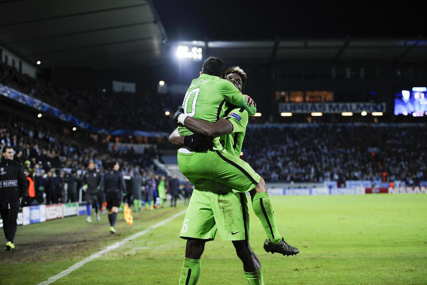 Champions, Malmoe vs Juventus 0-2, bianconeri in pole per la qualificazione