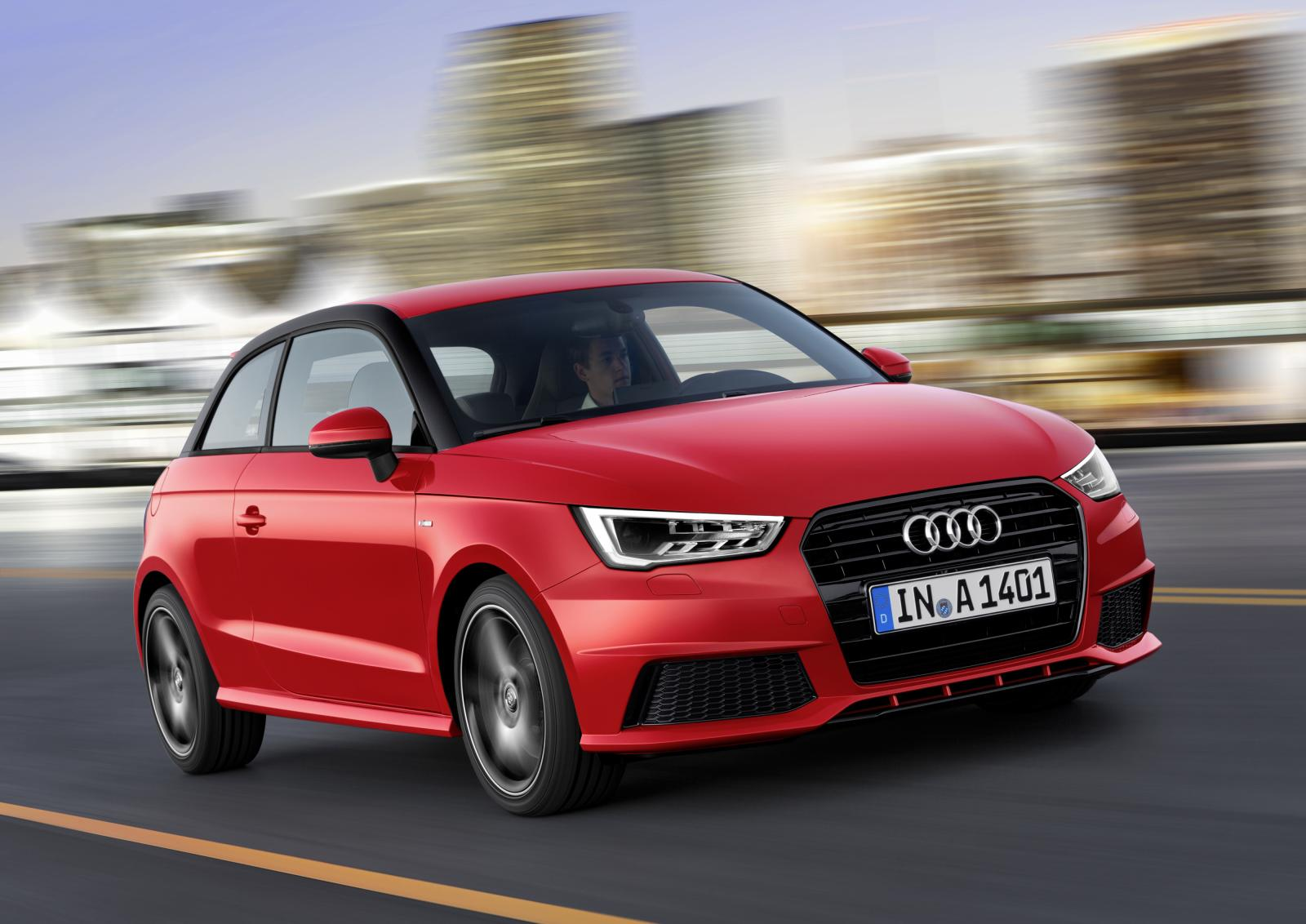 Audi A1 e Audi A1 Sportback 2015: dati tecnici e caratteristiche