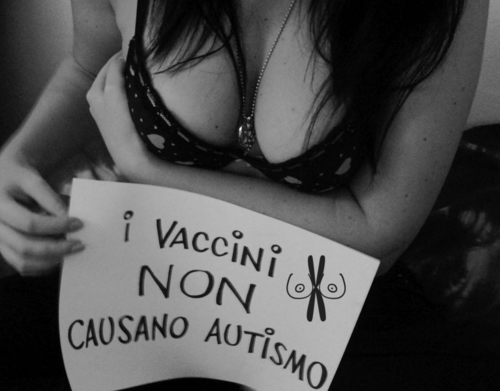 Scienza e sensualità: il blog che divulga in modo piccante