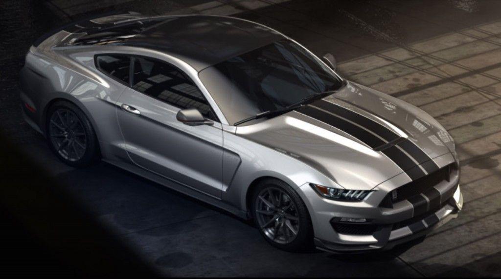 Ford Mustang Shelby GT350: motore e caratteristiche tecniche