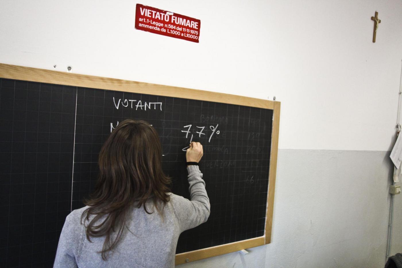 Elezioni Regionali 2014 in Calabria: vince il Centrosinistra ma crolla l'affluenza