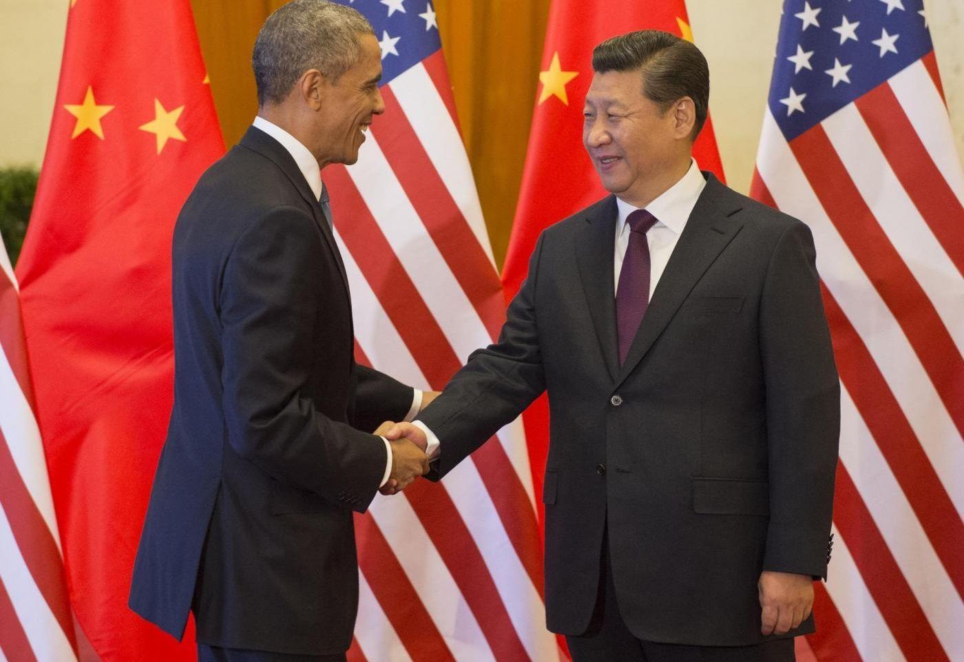 Clima, accordo Usa-Cina sulle emissioni di gas serra