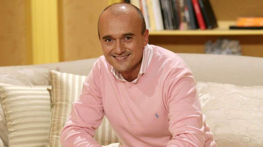 Alfonso Signorini a Che tempo che fa: 'Il titolo su Madia col gelato? Indifendibile'