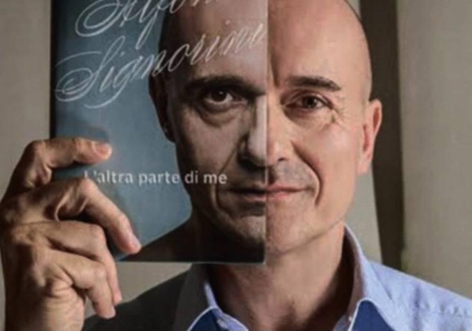 L'altra parte di me, di Alfonso Signorini: il libro edito da Mondadori