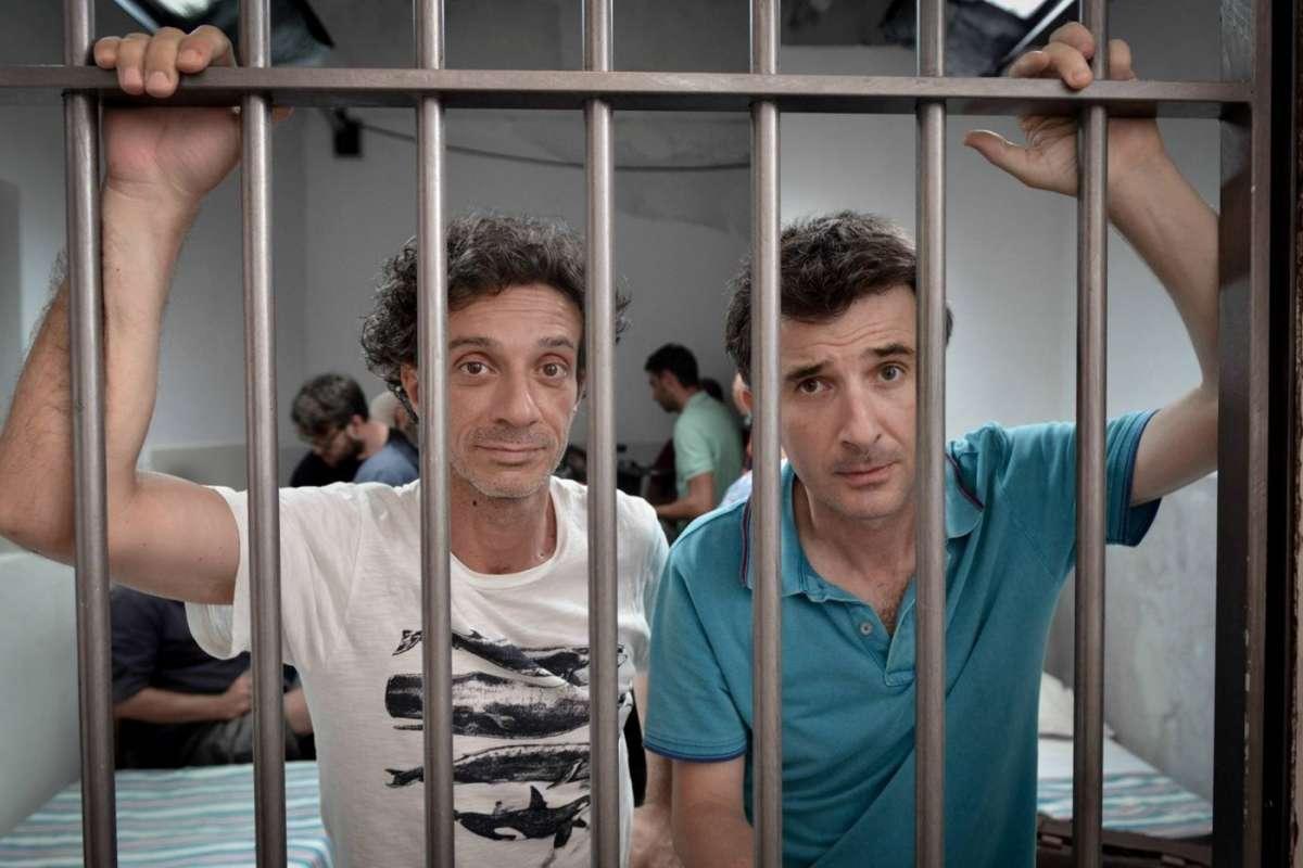 Andiamo a Quel Paese trailer trama Ficarra e Picone