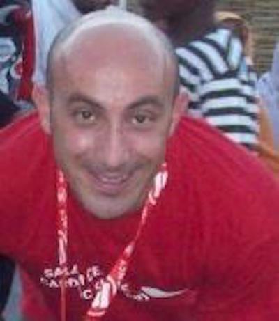 Francesco Azzarà, l'operatore italiano di Emergency rapito