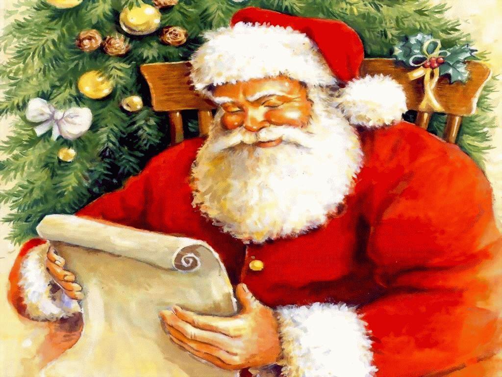 La classifica dei Babbo Natale più famosi nella letteratura, nei fumetti e al cinema