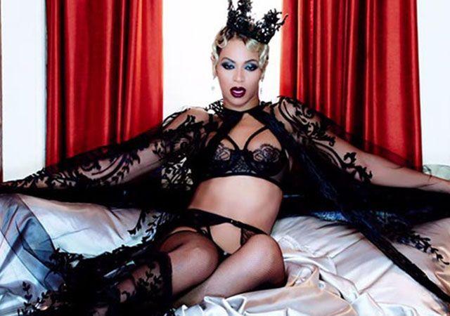 Beyoncé Haunted video