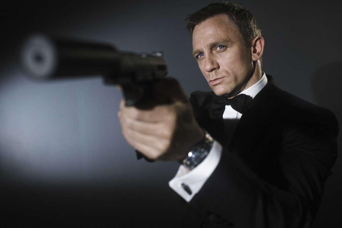 Bond 24 a Roma: il nuovo film di 007 verrà girato nella Capitale e in altre città italiane