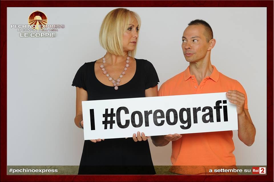 Pechino Express 2014, Corrado Giordani de I Coreografi: 'L'esperienza della vita' [Intervista]