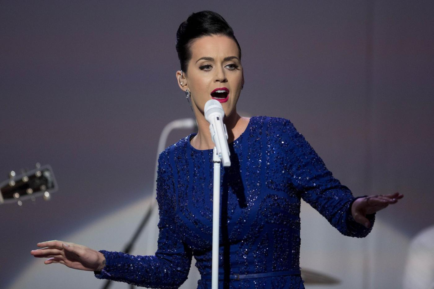 Katy Perry al Super Bowl 2015: canterà durante l'Halftime Show