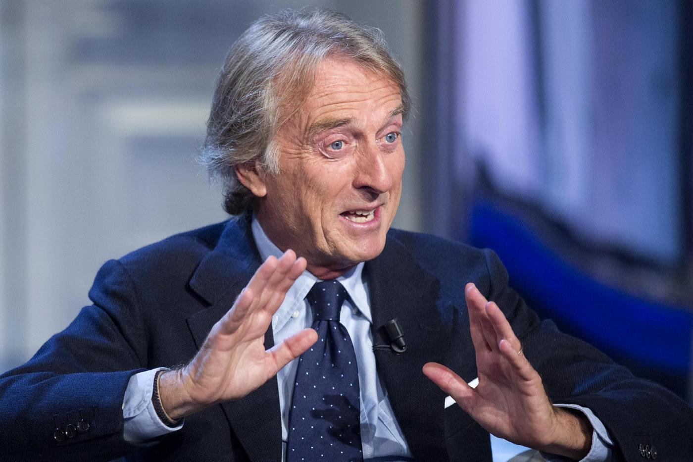 Montezemolo nominato presidente di Alitalia