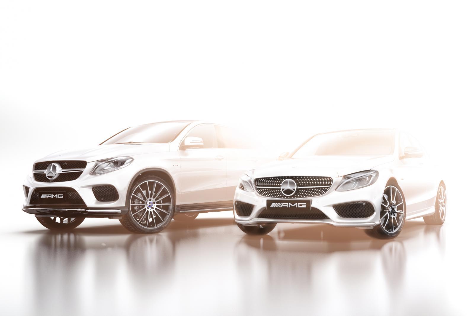 Mercedes AMG Sport: nasce la nuova GLE Coupé?