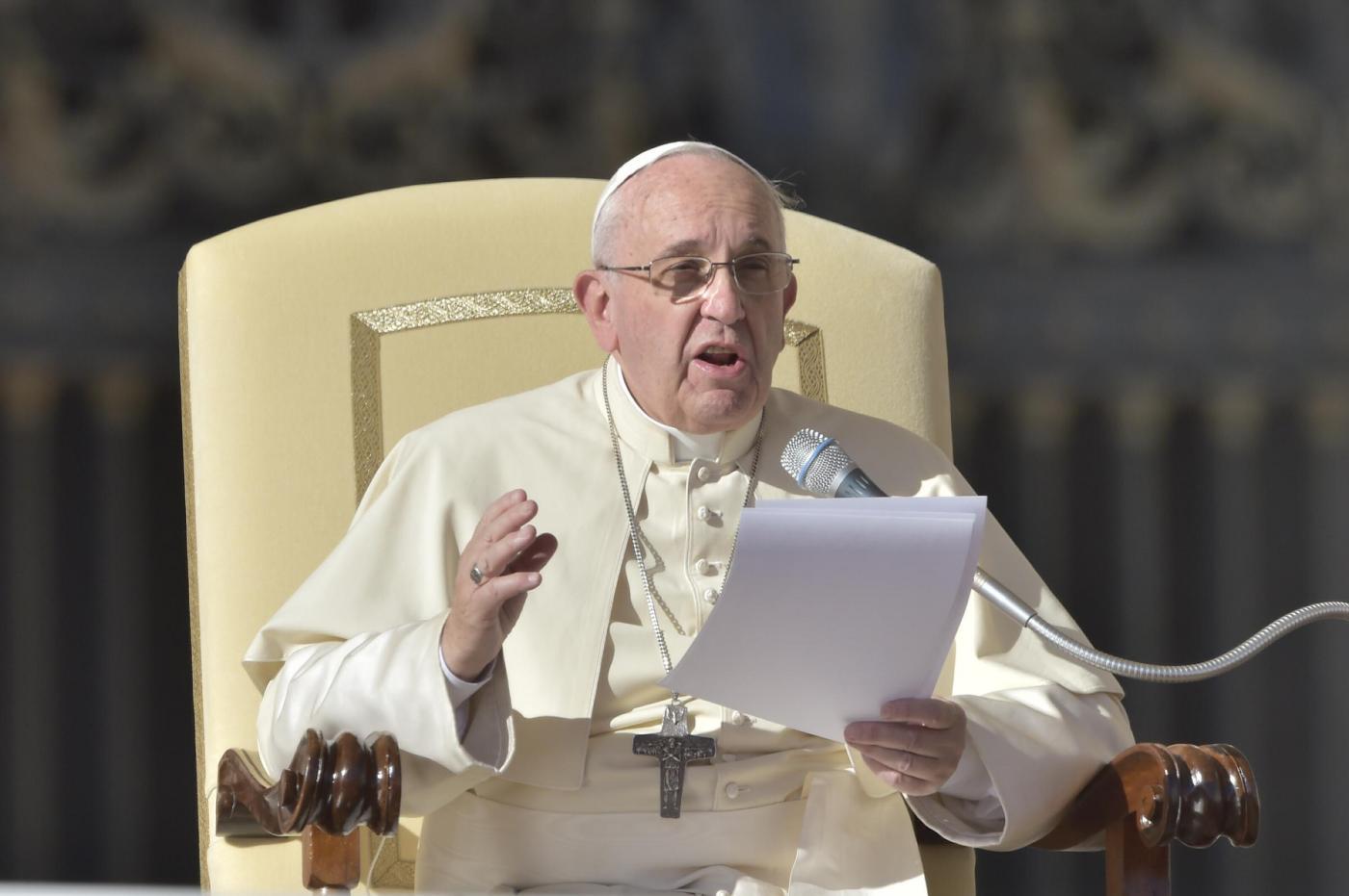 Minacce al Papa dall'Isis: innalzata la protezione