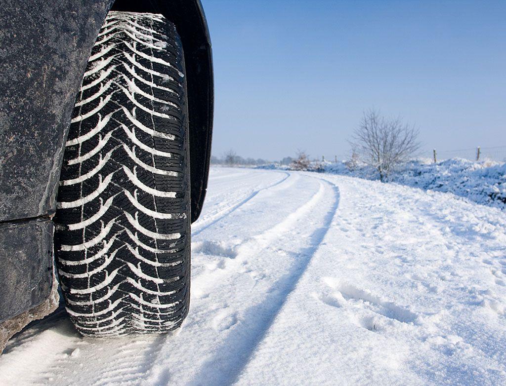 Pneumatici invernali: la stagione dell'obbligo