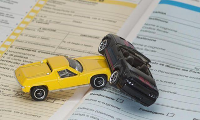 RC Auto: calo dei prezzi in tutta Italia