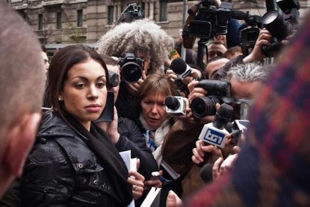 Caso Ruby bis, sentenza d'Appello: pene più lievi per Mora, Fede e Minetti