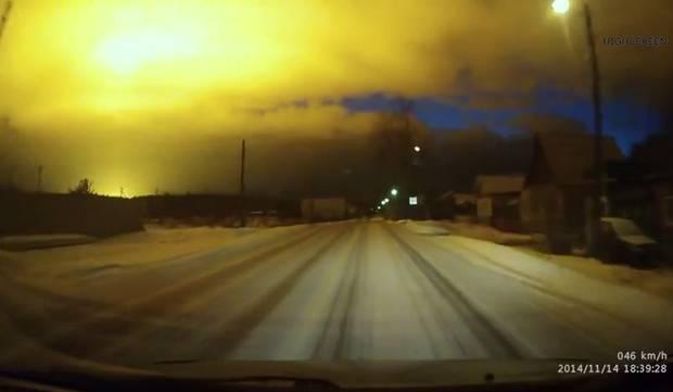 Esplosione in Russia: meteorite, ufo o esperimento nucleare?