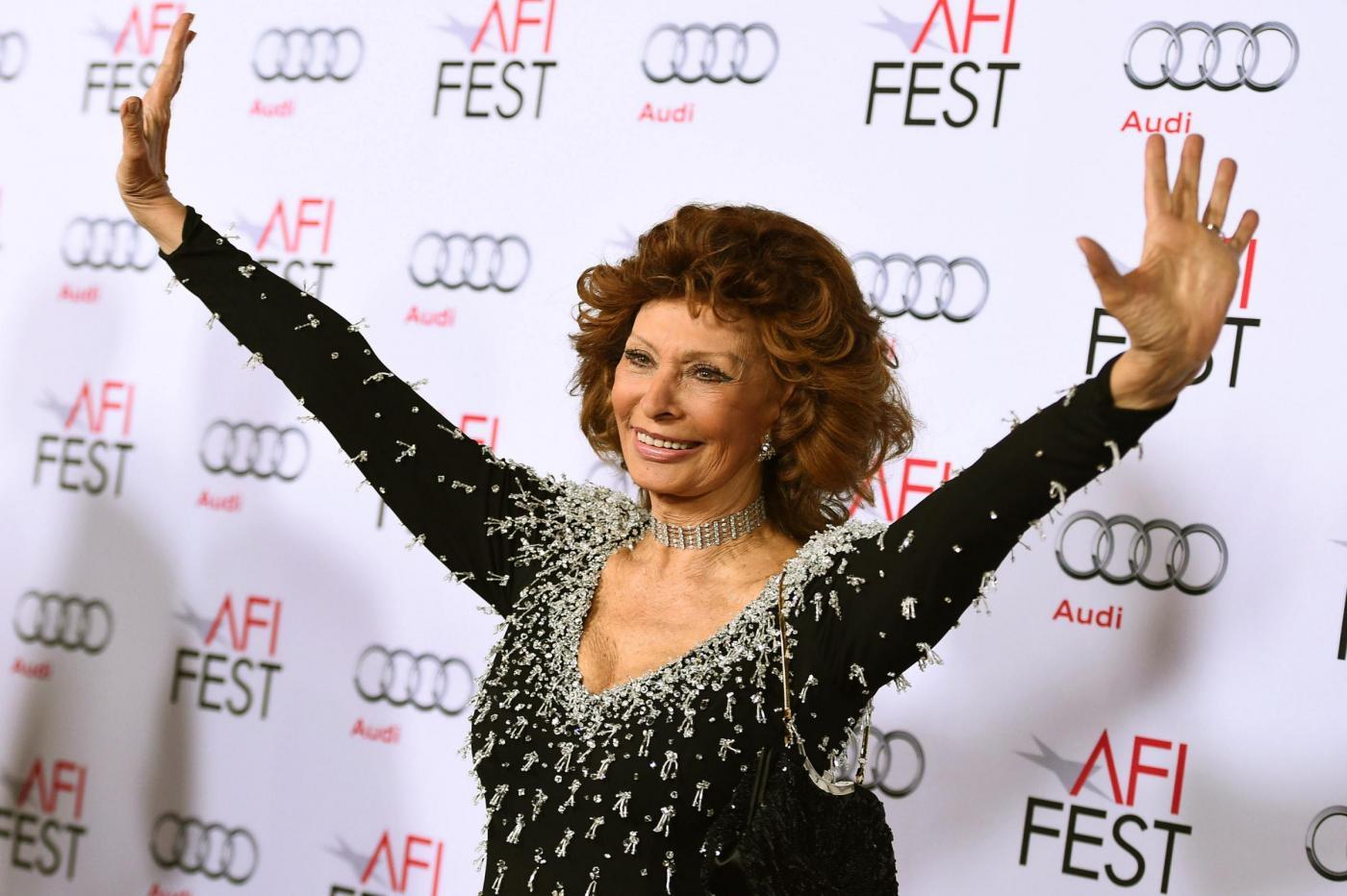 Sophia Loren: premio speciale alla carriera al Festival del cinema di Los Angeles