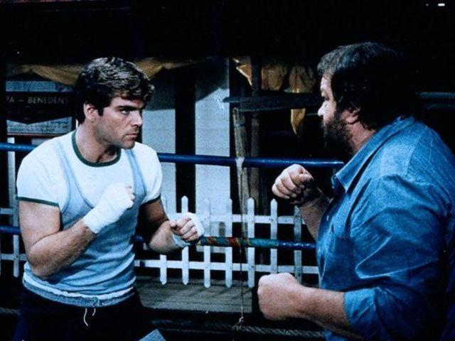 Morto Stefano Mingardo, il pugile Giorgione del film Bomber con Bud Spencer