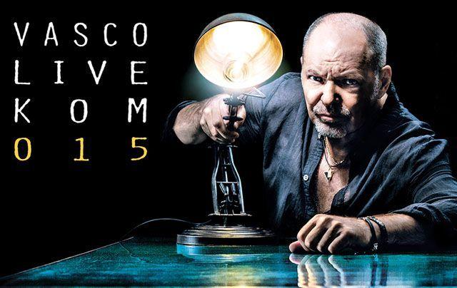 Vasco Rossi tour 2015 date concerti biglietti