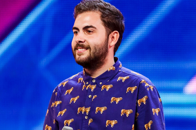 Andrea Faustini a X Factor UK: il cantante italiano è in finale