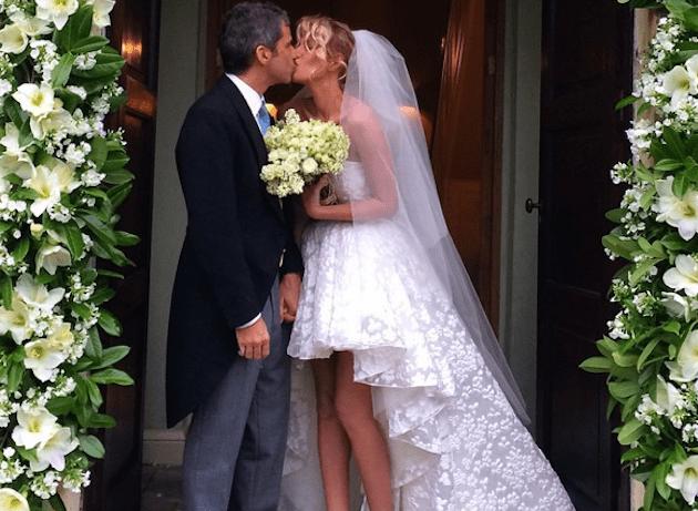Alessia Marcuzzi e Paolo Calabresi Marconi sposi: matrimonio segreto con retroscena