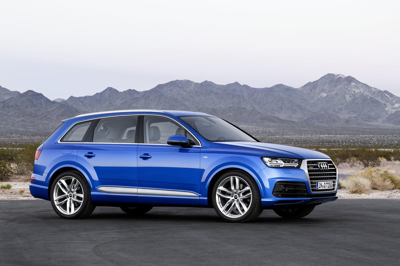 Nuova Audi Q7 2015: dimensioni, scheda tecnica e prezzo