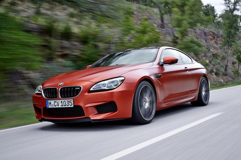 BMW M6 2015 in movimento 1024x682