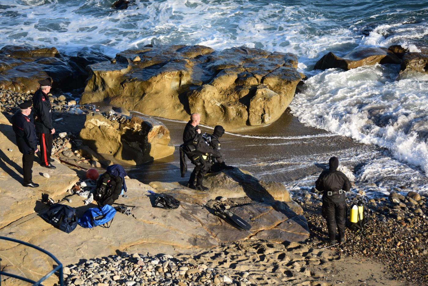 Liguria, butta in mare il figlio di pochi mesi e confessa: 'Credevo fosse malato'
