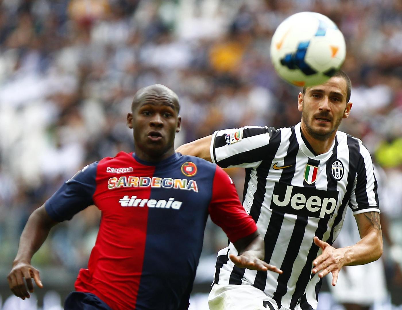 Cagliari vs Juventus 1-3: Zeman travolto