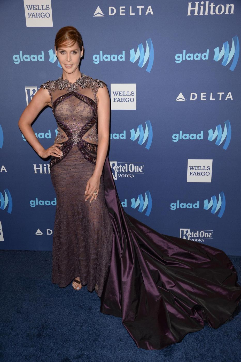 Carmen Carrerra al GLAAD Media Awards Arrivals