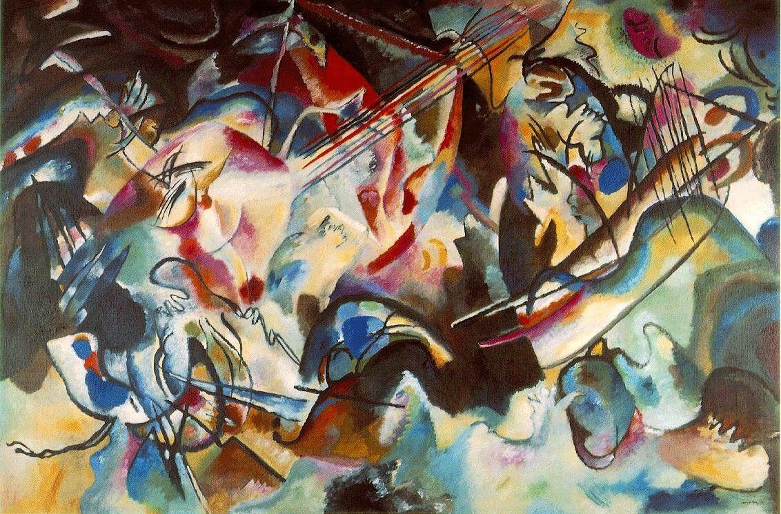 Composizione VI Kandinsky