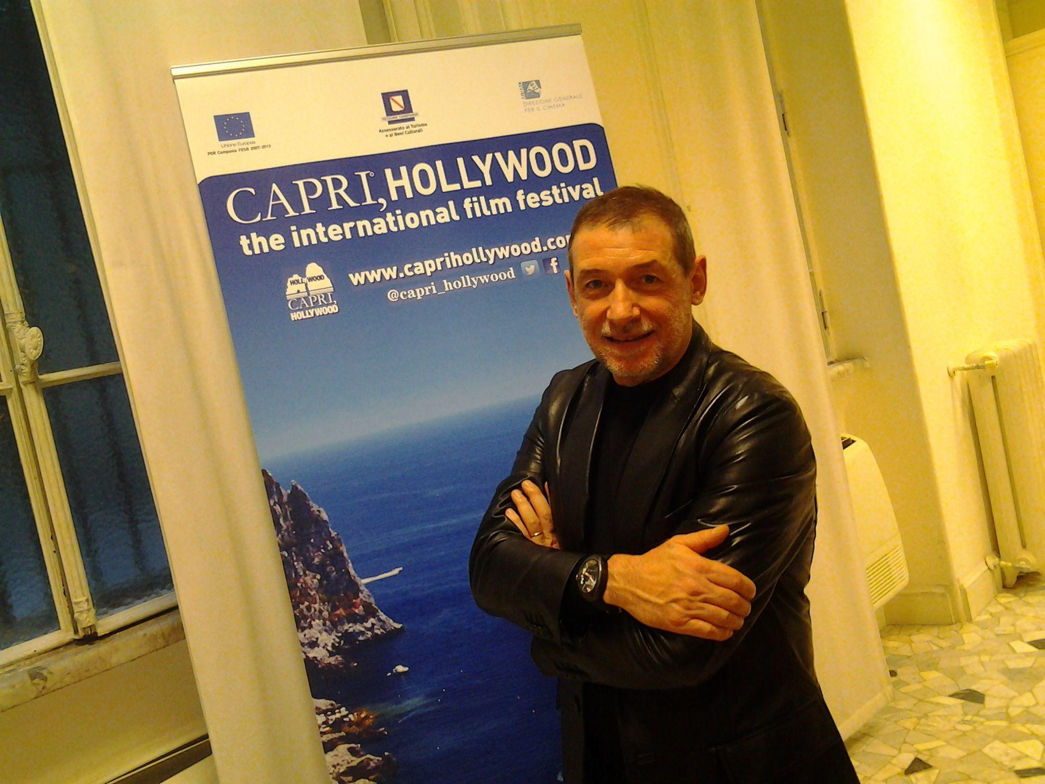 Duccio Forzano al Capri Hollywood 150x150