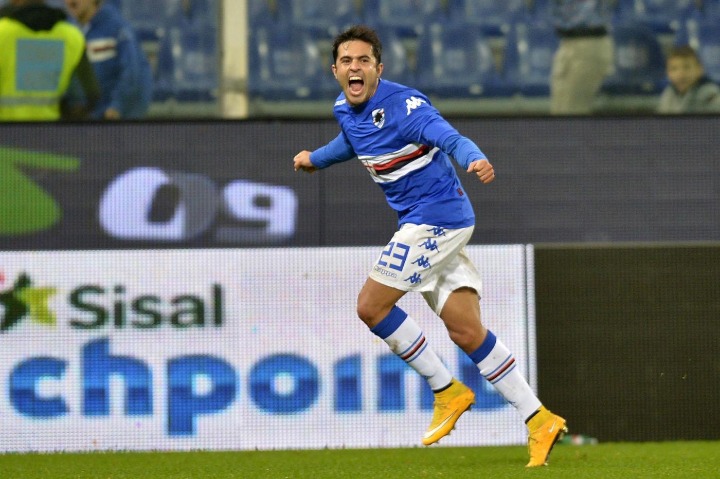 Sampdoria vs Napoli 1-1: Zapata agguanta il pareggio al 92esimo