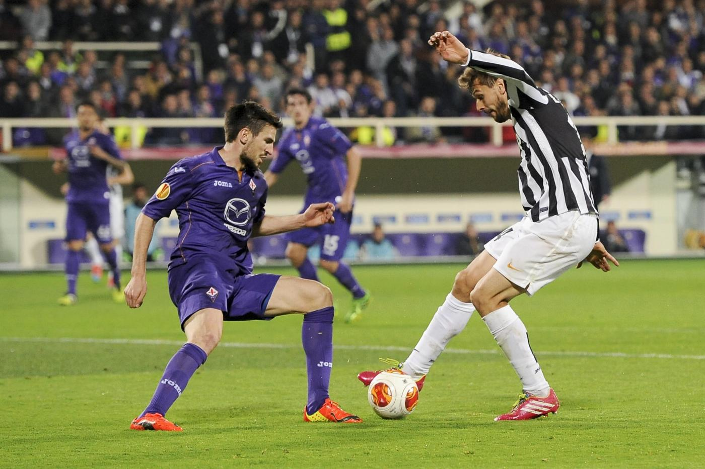 Fiorentina vs Juventus 0-0: bianconeri rallentati a Firenze