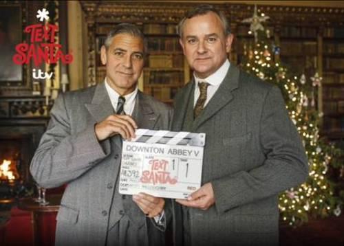 Downton Abbey, George Clooney guest star nello speciale di beneficenza