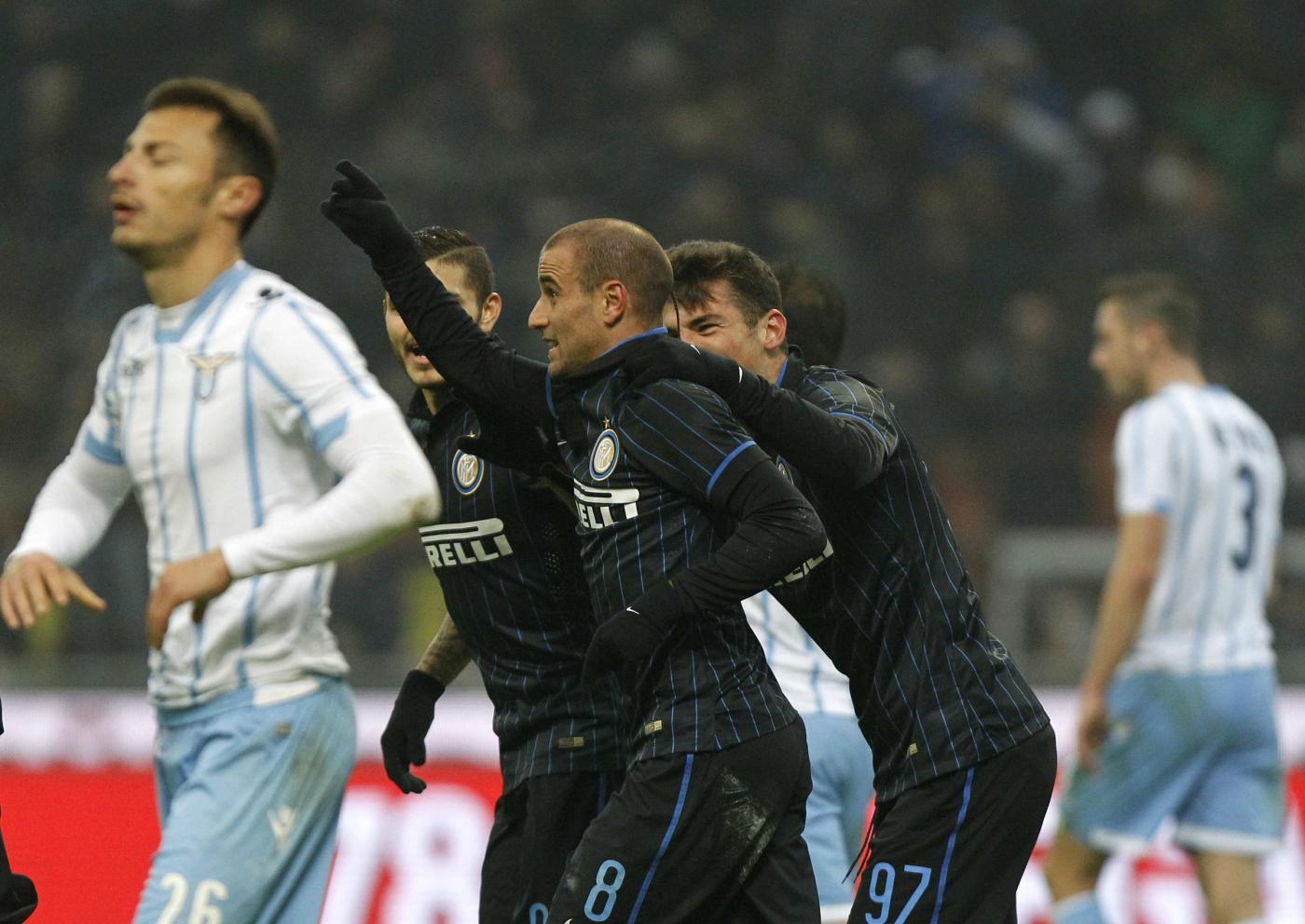 Inter vs Lazio 2-2: pareggio e emozioni a San Siro