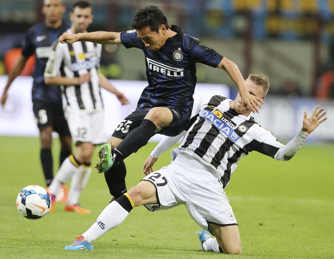 Inter vs Udinese 1-2: la rivincita di Stramaccioni