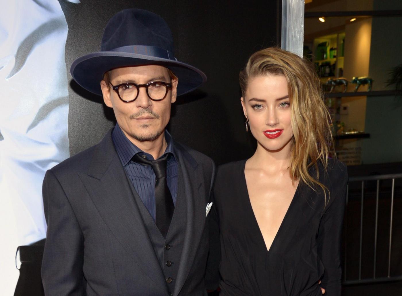 Johnny Depp e Amber Heard sposi: possibile matrimonio a Capodanno