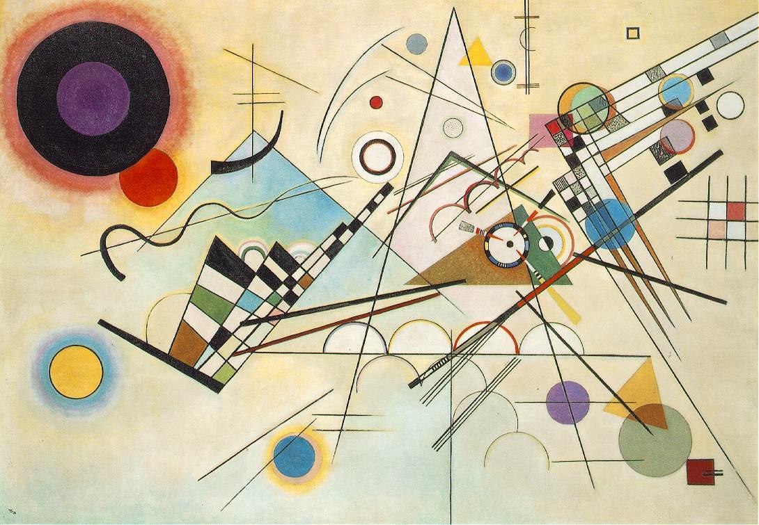 Kandinsky Composizione VIII